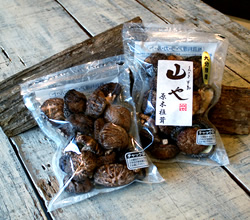 Roki Dry Shiitake Mushrooms ( DONKO)