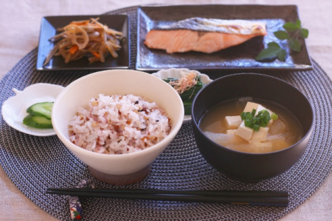 Three kinds of crab together miso