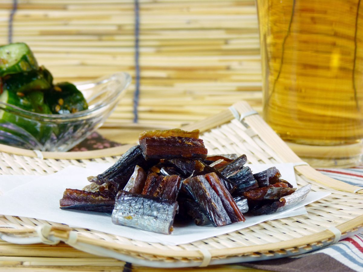 Herring Jerky (Spicy)